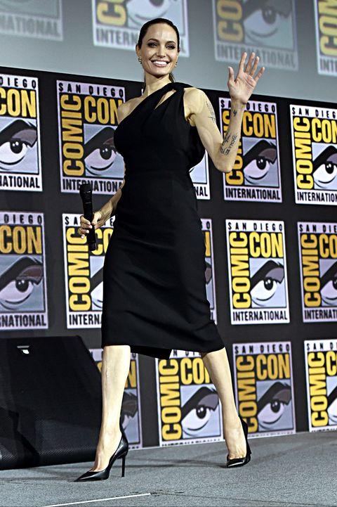 Angelina Jolie Marvel