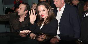 Angelina, Jolie, presidentschap, president, politieke carrière, politiek, carrière, carrière move, switch,