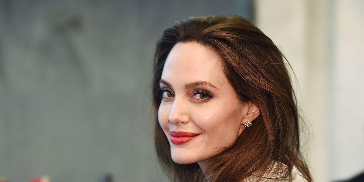 Angelina Jolie oggi