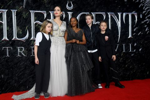 """Maleficent: Mistress Of Evil"" European Premiere - Red Carpet Arrivals"