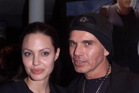 Billy Bob Thornton y Angelina Jolie
