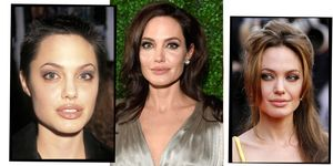 Angelia Jolie Best Hair And Makeup Looks
