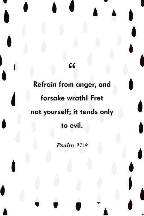 anger bible verses