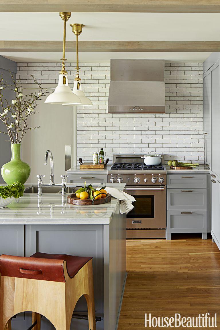 10 grey kitchen ideas  best gray kitchen designs and