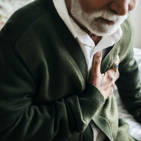 angina chest pain