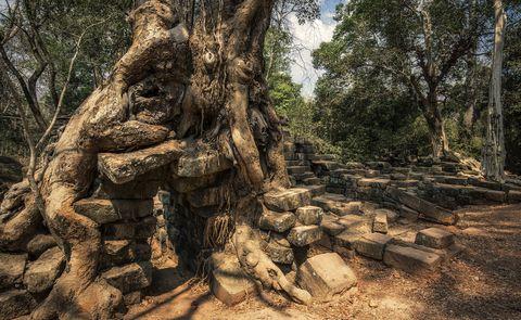 Cambodia holidays -Spean Thma