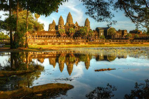 How to run the Cambodia and Angkor Wat Half Marathon