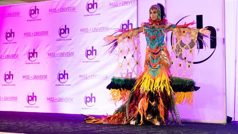 Performance art, Fashion, Stage, Performance, Event, Fun, Talent show, Performing arts, Fashion design, Costume,