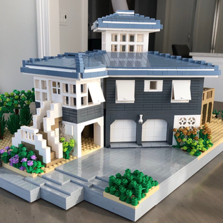 This Etsy Artist Can Create A Lego Replica Of Your House