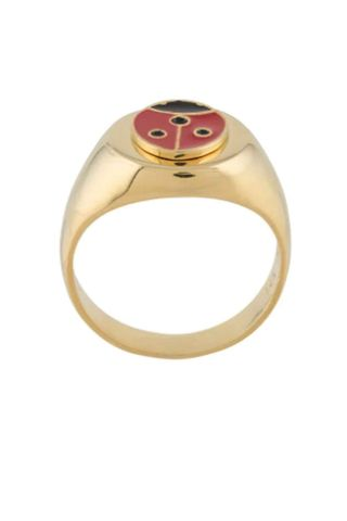 anillo sello willermina garcia