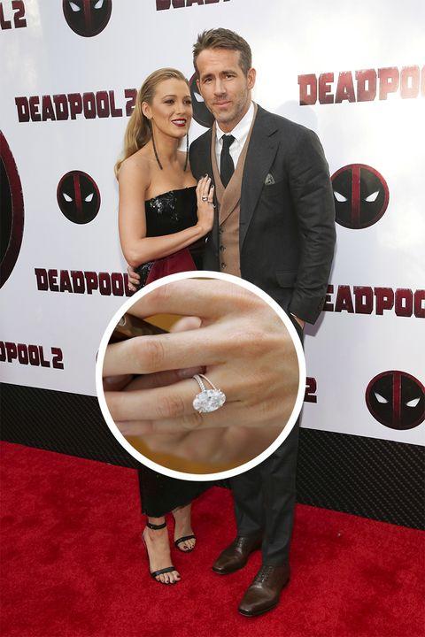 4280ca390b59 Los anillos de compromiso más caros de las famosas  este es el ...