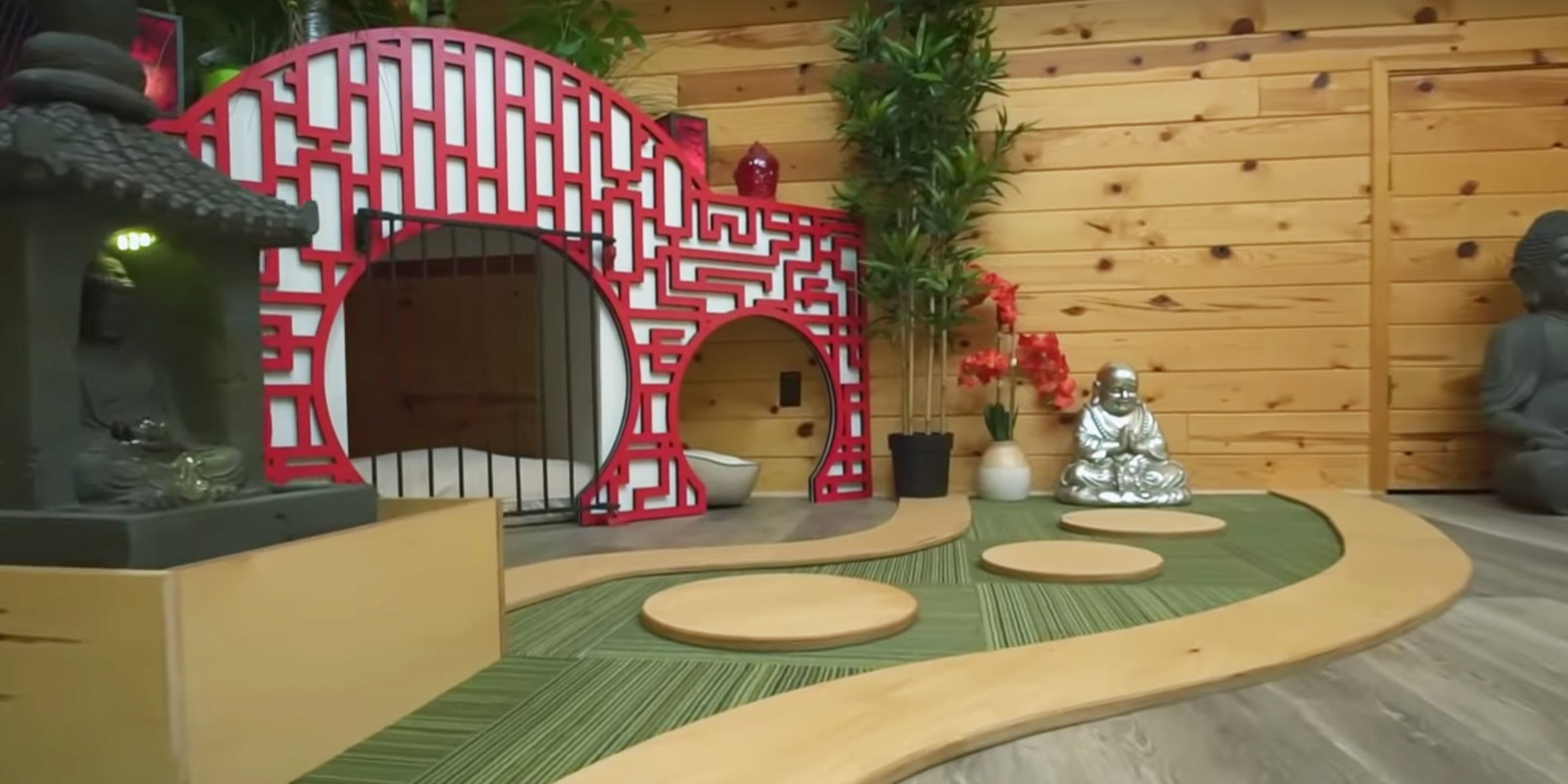 Animal Cribs, hondenhok