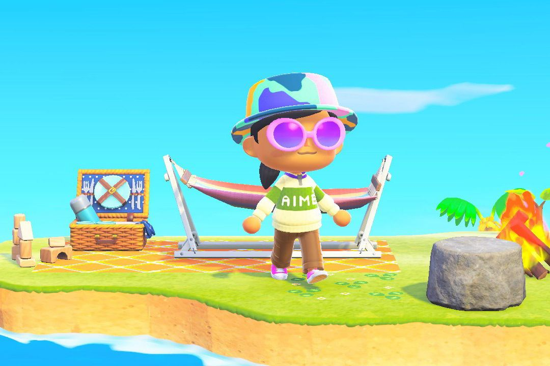 Animal Crossing New Horizons Is A Fashion Paradise Esquire