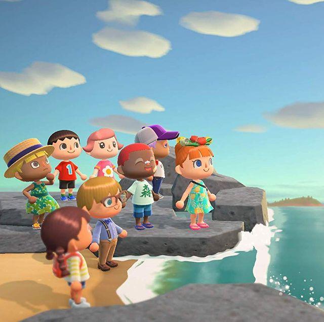 Cartoon, Sky, Fun, Animated cartoon, Illustration, Animation, Summer, Vacation, Art, Adventure game,