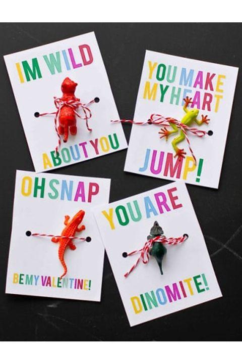 animal valentine's day cards