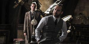 animales fantasticos 2 crimenes de grindelwald dumbledore