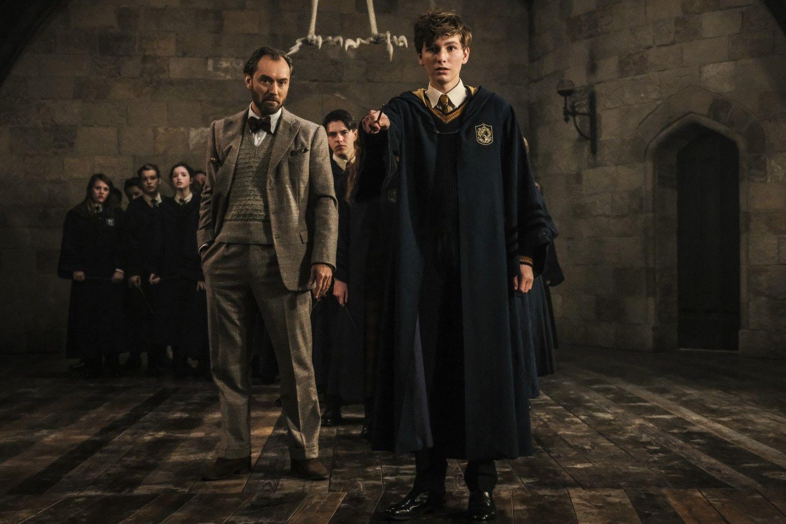 A JK Rowling le encanta traumatizar a sus fans - 'Animales Fantásticos: Los crímenes de Grindelwald'
