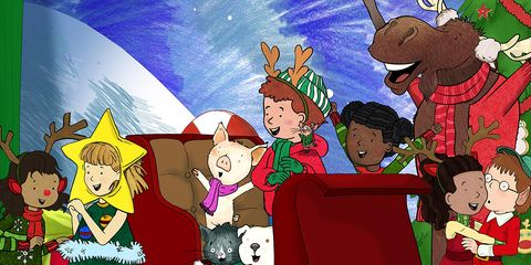 animated christmas movies - Animated Christmas Pictures