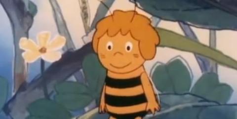 anime bucolico españa abeja maya