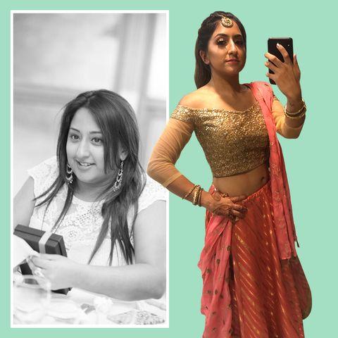 anisha joshi transformation