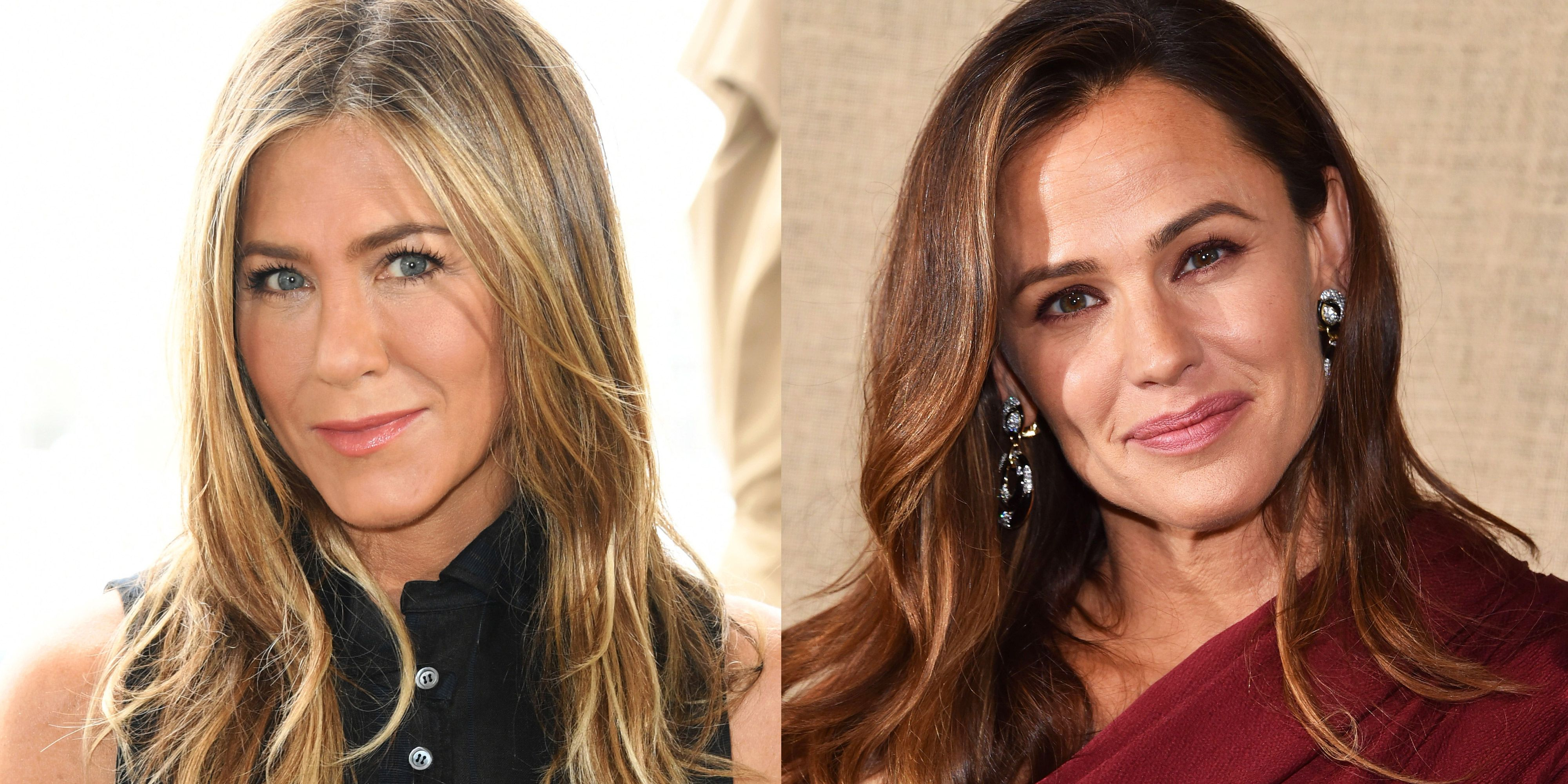 Jennifer Garner Films 'Friends' Scene With Legos to Welcome Jennifer Aniston to Instagram