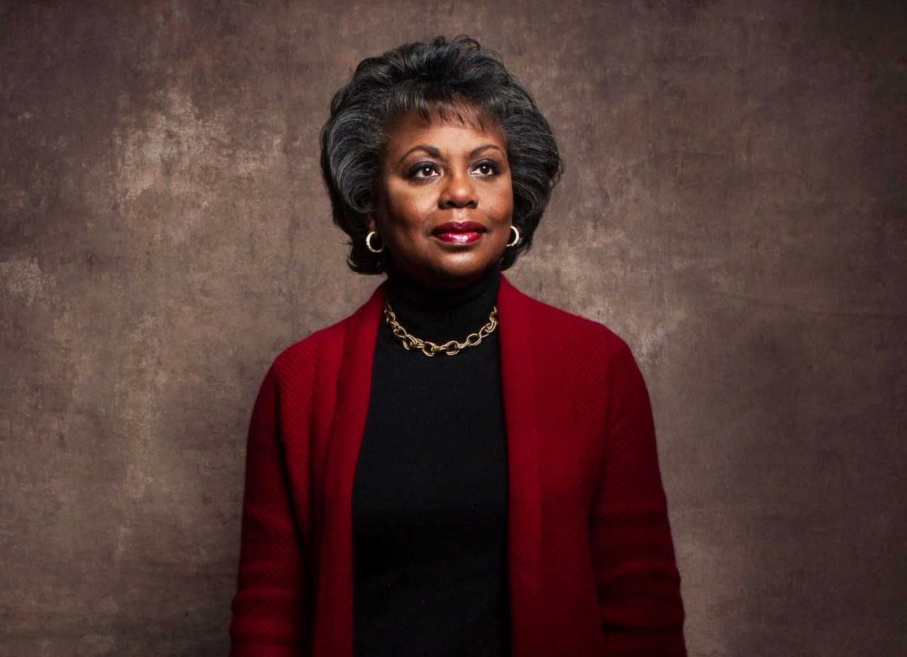 elle.com - Anita Hill Interview - Anita Hill Sexual Harassment and Christine Blasey Ford