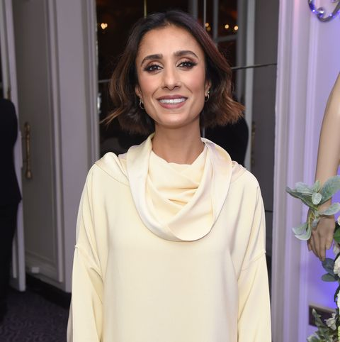 anita rani reveals new hairstyle for netflix's beneath the crown