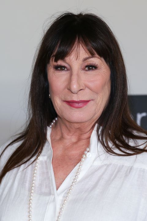 addams family then and now Anjelica Houston Hosts 70th Birthday Party For PETA President Ingrid Newkirk