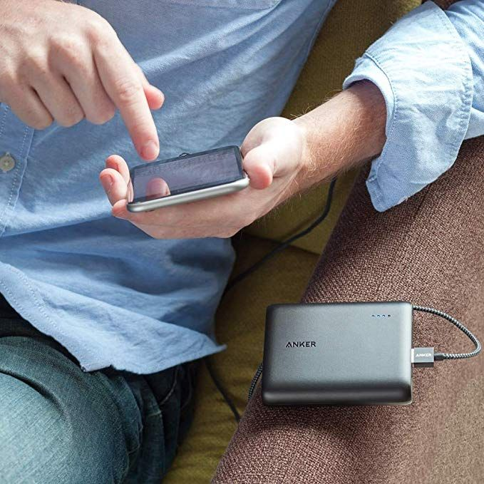Power Up Your Smartphone and Electronics With This Anker Deal