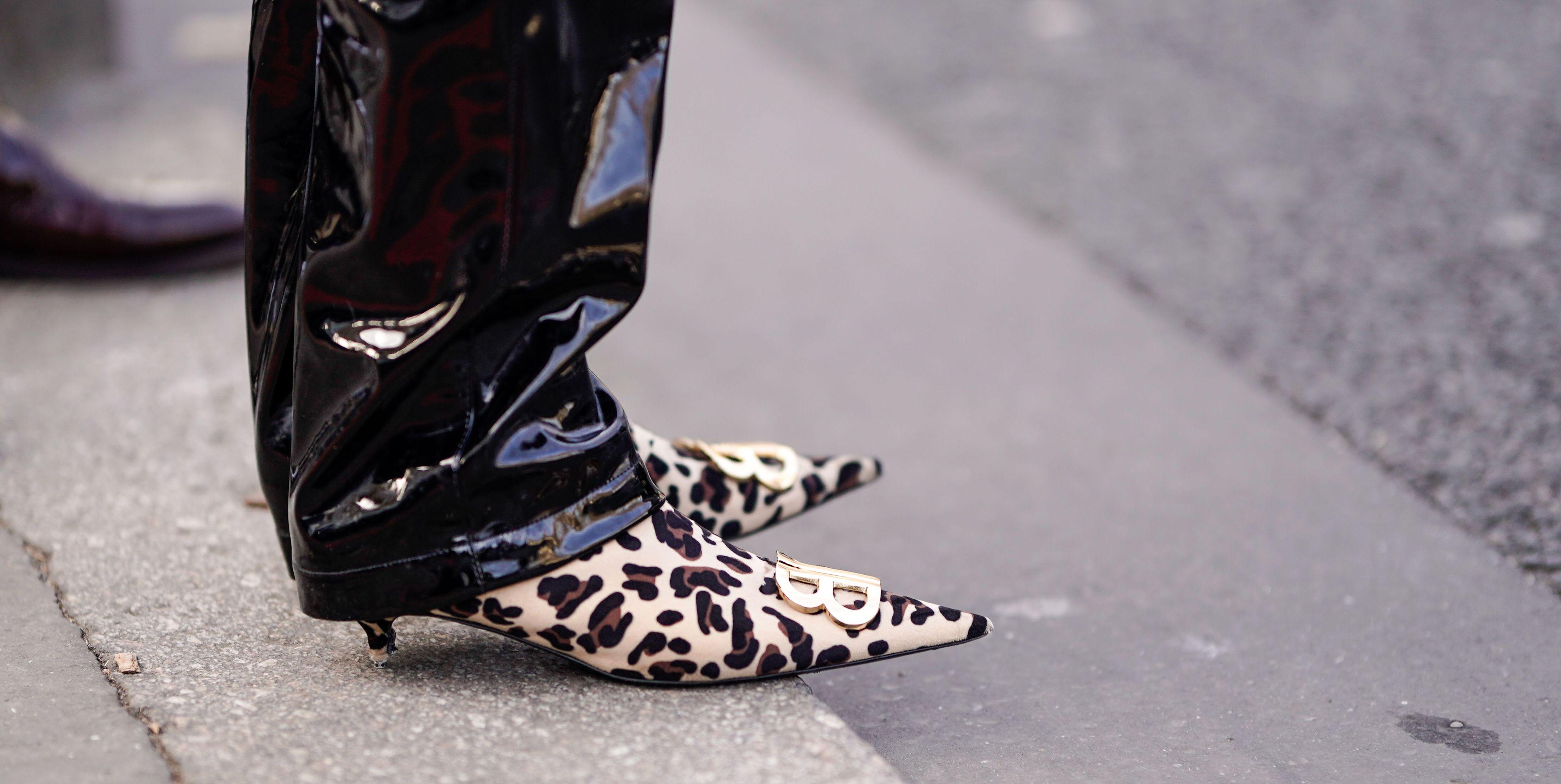 Ankle boots animalier, lo stivaletto è pura moda primavera 2019