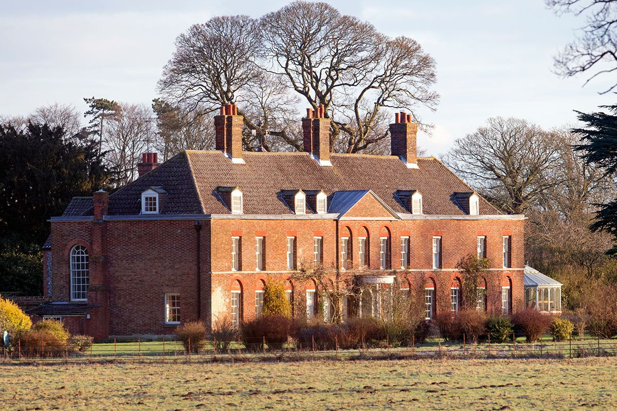 Anmer Hall, Norfolk