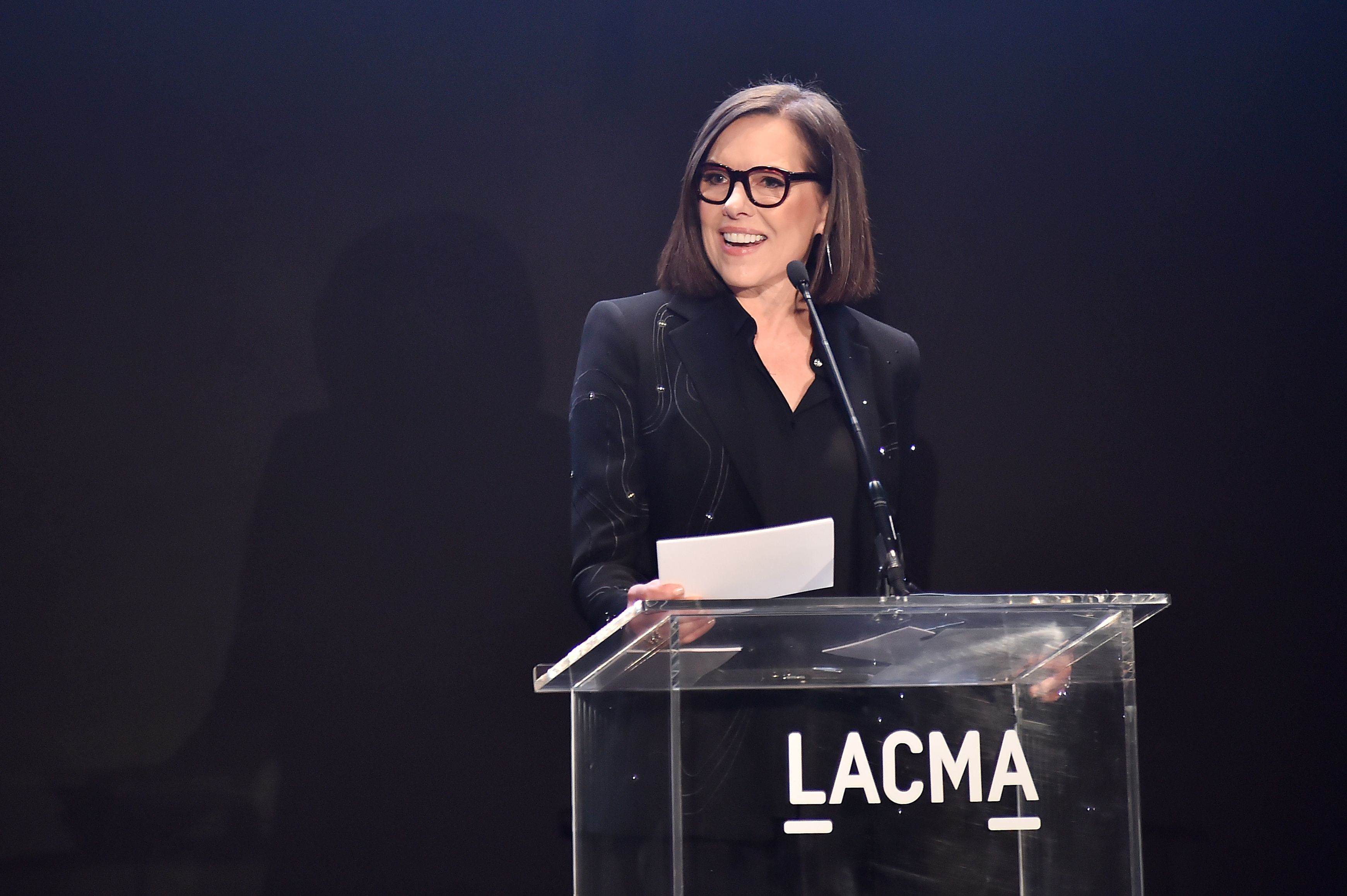 Collectors Committee Chair and LACMA Trustee Ann Colgin.