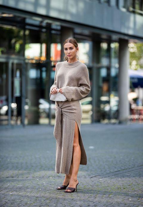 Street Style - Duesseldorf - August 23, 2019