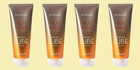 warming lube, lube, ann summers lube,