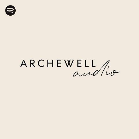 archewell audio logo spotify