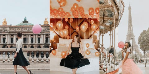 Pink, Fashion, Dress, Photography, Stock photography, Recreation, Art, Fashion design, Style,