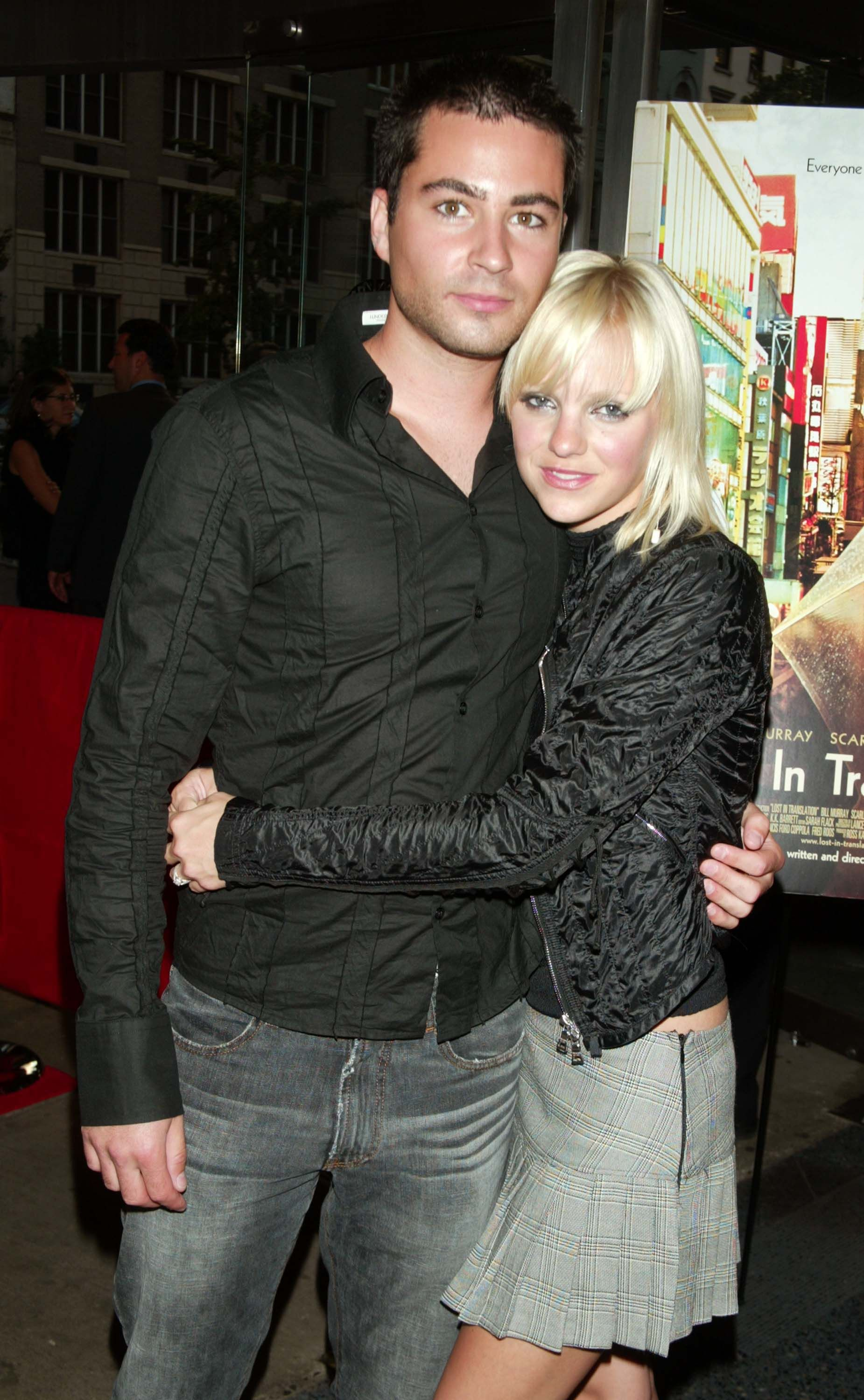 Who is anna faris dating now
