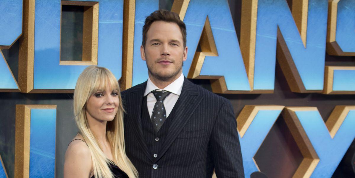 Chris Pratt and Anna Faris Have Announced Their Separation