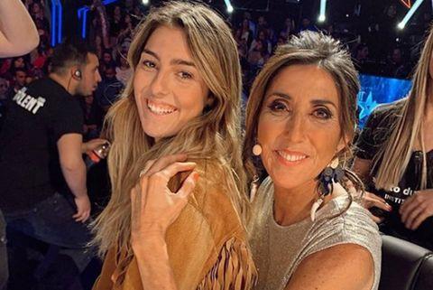 Anna Ferrer acompaña a su madre Paz Padilla en su nueva aventura empresarial