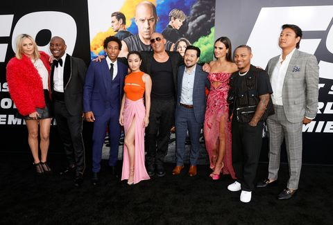 fast and furious 9 premiere