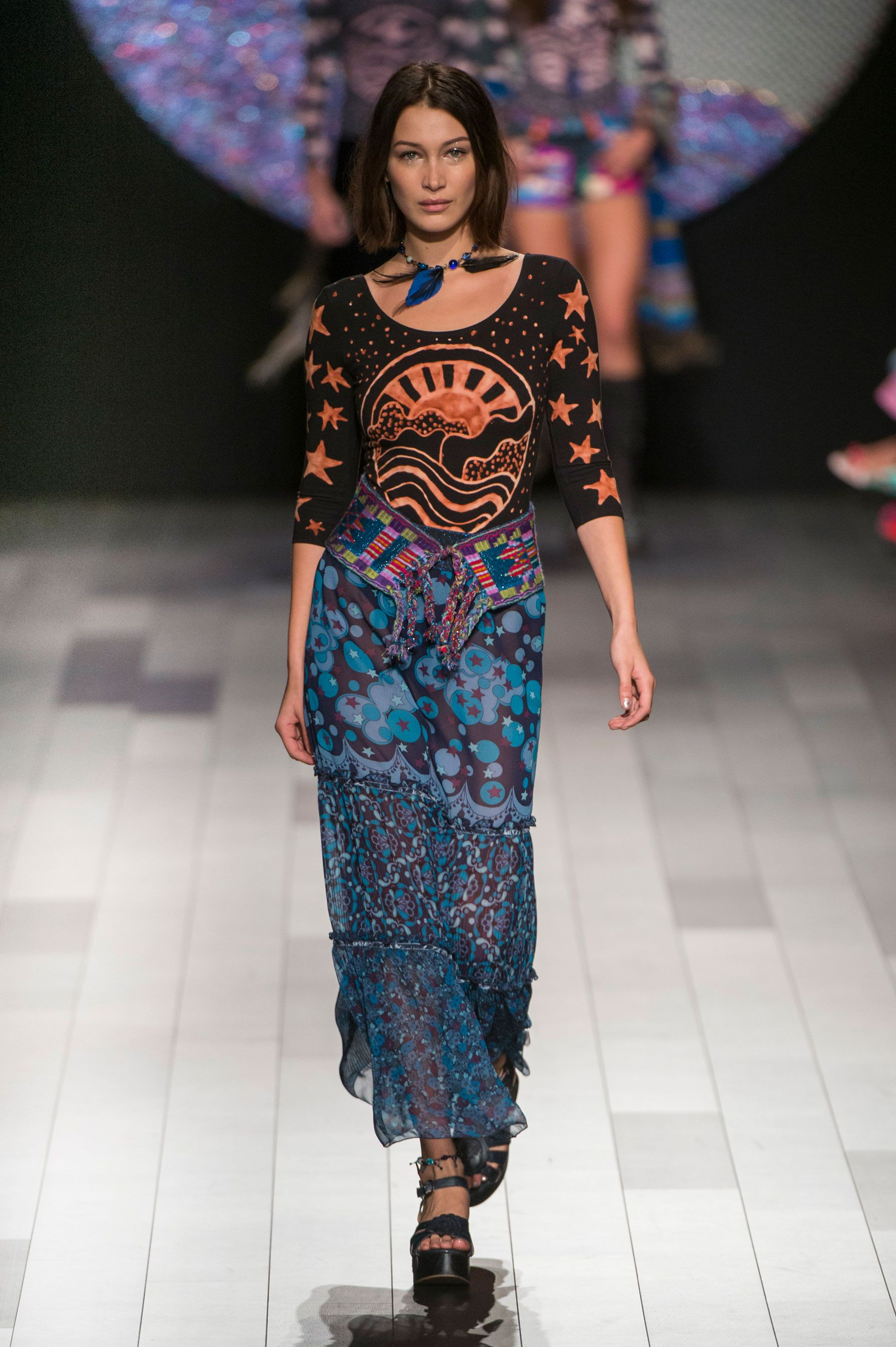 Anna Sui NYFW SS18