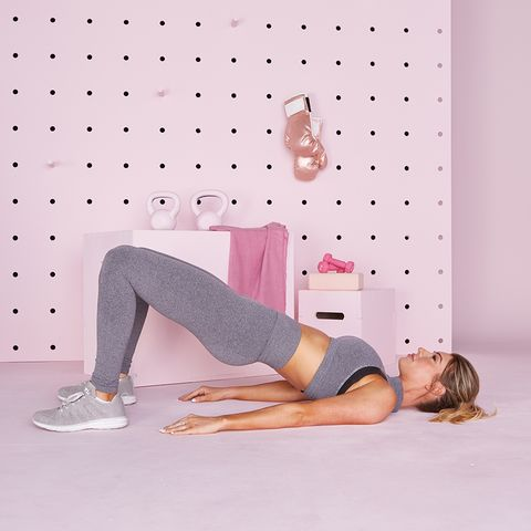 Pink, Leg, Shoulder, Joint, Physical fitness, Arm, Knee, Design, Sitting, Stomach,