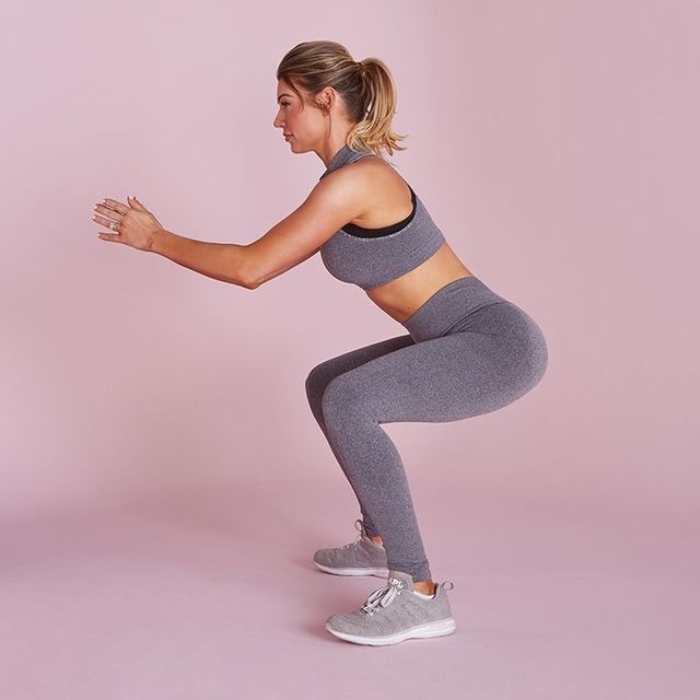 The 13 Types of Squats You Should Master For A Better Butt
