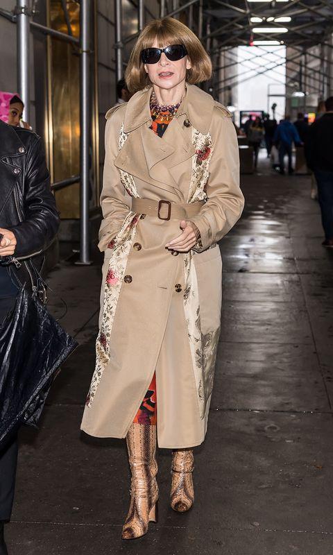 Celebrity Sightings in New York City - September 10, 2018