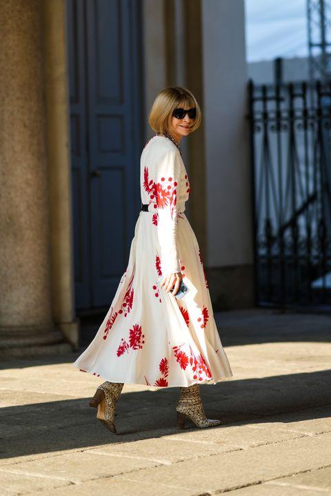 street style milano fashion week vestiti moda autunno 2021