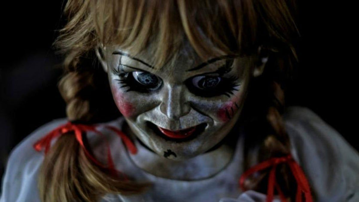 Annabelle Comes Home Scary Movie Creepy Doll True Story