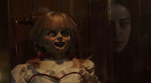 Annabelle Comes Home Pelicula Trailer