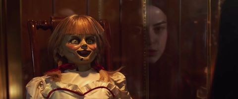 Annabelle Comes Home trailer screengrab