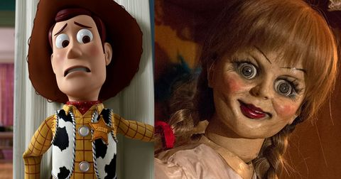 Toy Story 4 / Annabelle