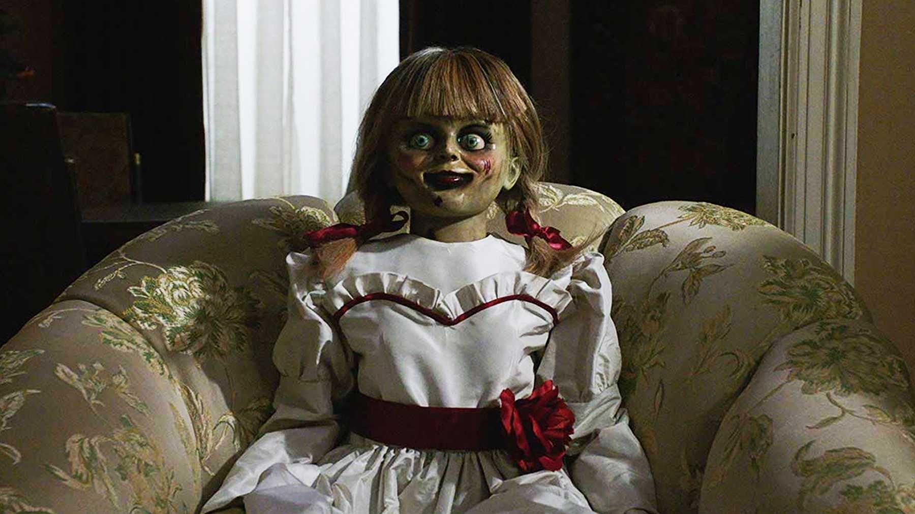 The Conjuring: este es el orden de las películas de Annabelle